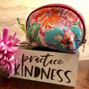 Lilly Pulitzer for Target Nosey Posey Cosmetic Bag